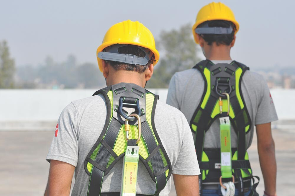 Safety-Harness-Wearer-Course