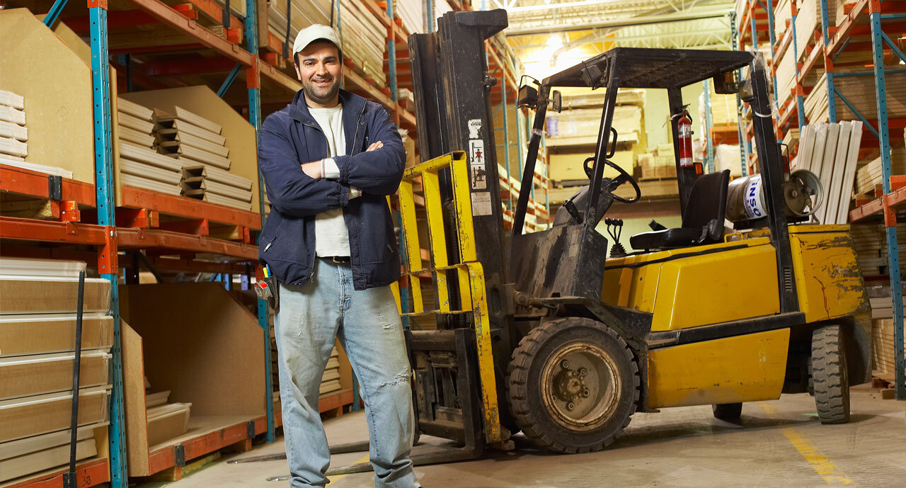 Forklift Operator Certification Training Paramount Safety