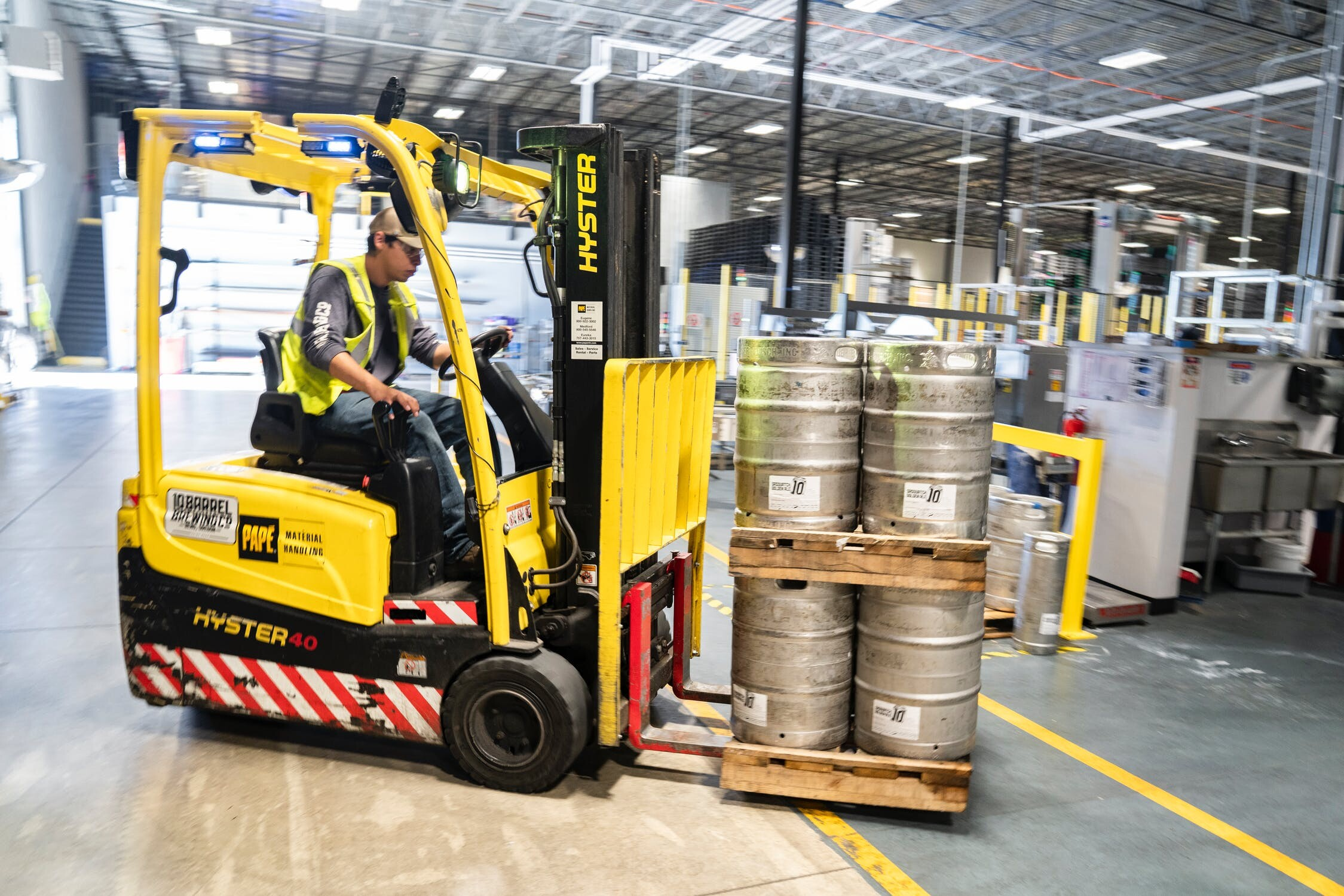 Forklift Operator Class 1 6 Paramount Safety Consulting Inc